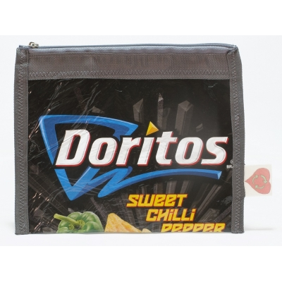Plastic recycle etui - Doritos sweet chilli pepper