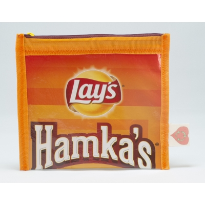 Plastic recycle etui - Lay's Hamka's chips (3)