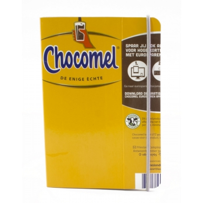 Recycle notitieboekje Chocomel
