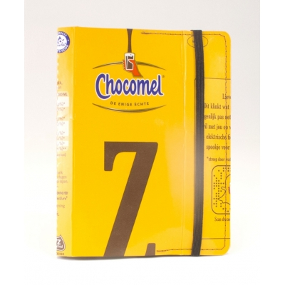 Recycle Paspoorthoesje Chocomel letter Z