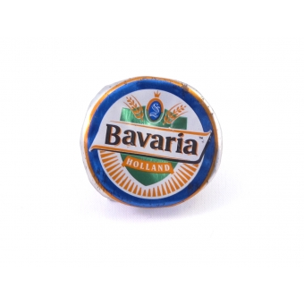 Recycle button Bavaria bier